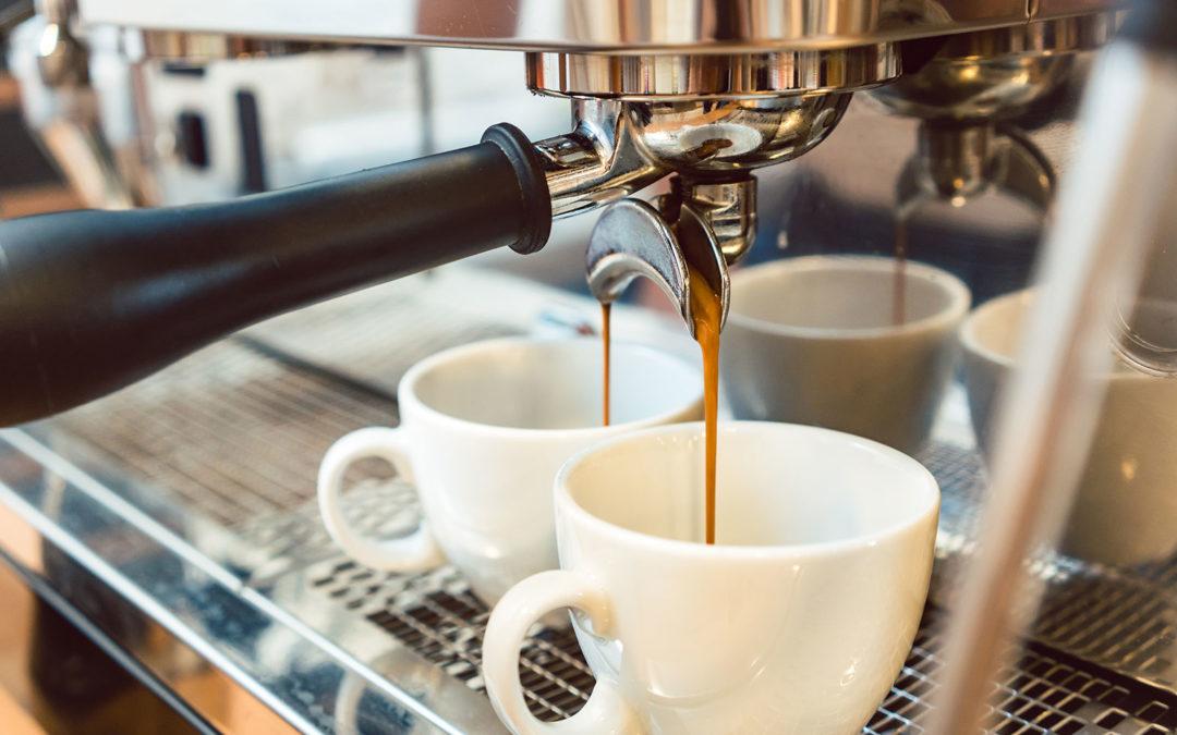 Wie macht man Kaffee?