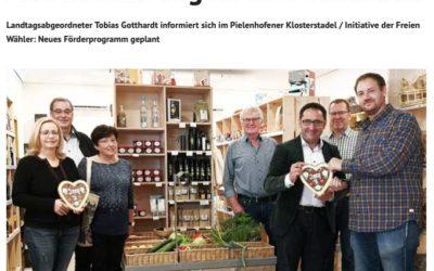 Lokaler Handel – ein Pressebericht